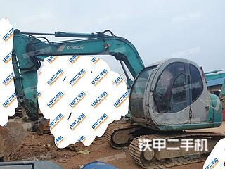 神鋼SK60-5挖掘機實拍圖片