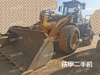 昆明龙工LG855N装载机实拍图片