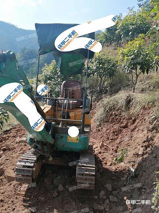 二手久保田 U-15-3 挖掘机转让出售