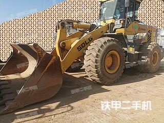 昆明山东临工L953装载机实拍图片