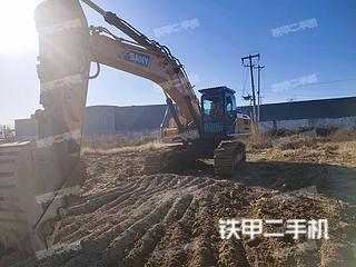 唐山三一重工SY375H挖掘機實拍圖片