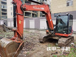 二手久保田 KX175-5 挖掘机转让出售