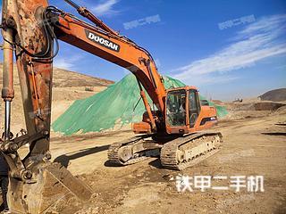 唐山斗山DH300LC-7挖掘機實拍圖片