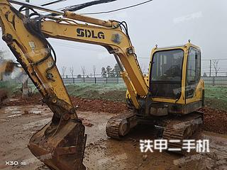 湖南-长沙市二手山东临工LG660挖掘机实拍照片