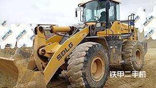 德陽山東臨工L955F裝載機實拍圖片