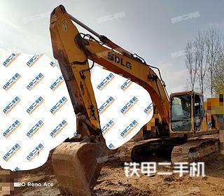 二手山东临工 LG6220 挖掘机转让出售