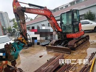 二手久保田 KX155-5 挖掘机转让出售