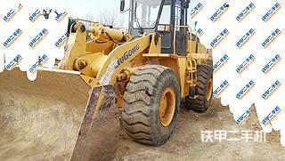 德陽柳工ZL50CN裝載機實拍圖片