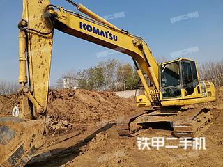 小松PC220-8M0挖掘機實拍圖片