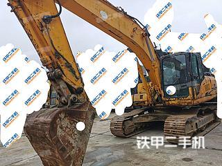 贵州-贵阳市二手龙工LG6215挖掘机实拍照片
