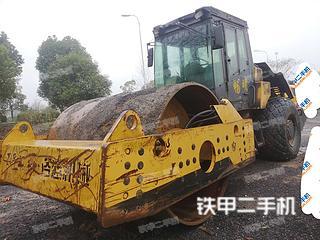 江苏-南京市二手国机洛建LSS2101压路机实拍照片