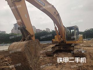 東莞加藤HD1430III挖掘機實拍圖片