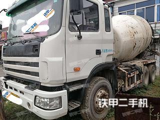 保定江淮重工HFC5252GJBL1T搅拌运输车实拍图片