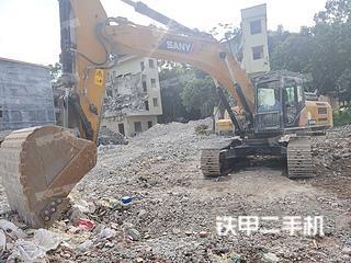 東莞三一重工SY365BH挖掘機實拍圖片