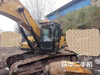 百色三一重工SY365H挖掘機實拍圖片