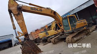 二手山东临工 E6250F 挖掘机转让出售