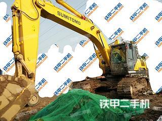 住友SH260LC-6挖掘機實拍圖片