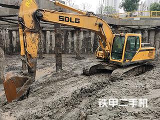 二手山东临工 E6210F 挖掘机转让出售