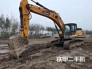 雷沃重工FR370E挖掘機實拍圖片