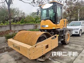 陕西-西安市二手济宁顺辰YZD-1850压路机实拍照片