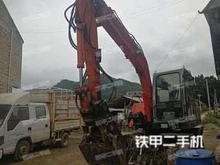 百色晉工JGM9085LNZ-8G挖掘機實拍圖片