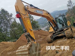 蚌埠三一重工SY215C挖掘機實拍圖片