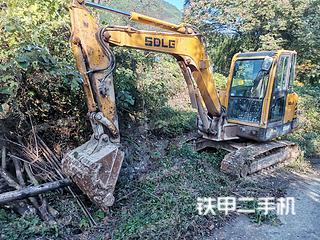 二手山东临工 E660F 挖掘机转让出售
