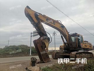 二手山东临工 LG6400E 挖掘机转让出售