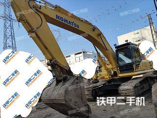 廣州小松PC350LC-7挖掘機實拍圖片