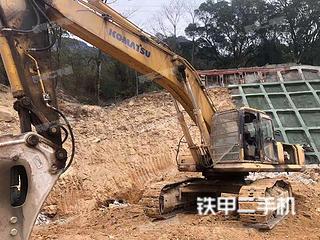 小松PC450-8挖掘機實拍圖片