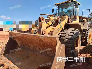 昆明山东临工LG956L装载机实拍图片
