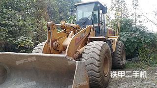 德陽成工ZL50E-3裝載機實拍圖片