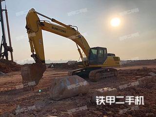 住友SH350-5挖掘機實拍圖片
