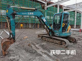 南京久保田KX155-3SZ挖掘機實拍圖片