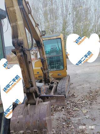 二手玉柴 YC35-6 挖掘机转让出售