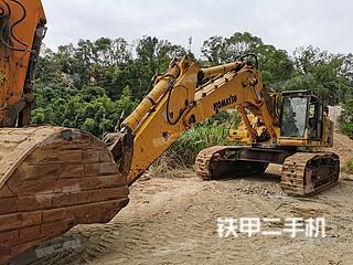 小松PC700LC-8E0挖掘機實拍圖片