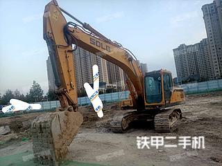 二手山东临工 LG6210E 挖掘机转让出售