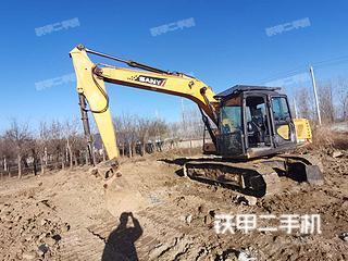 北京三一重工SY135C挖掘機實拍圖片