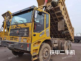 北京臨工集團MT86非公路自卸車實拍圖片