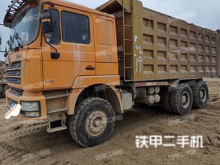 东风6X2工程自卸车实拍图片