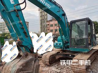 東莞山河智能SWE150LC挖掘機實拍圖片
