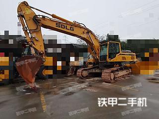 二手山东临工 E6400F 挖掘机转让出售