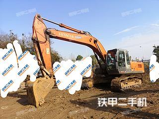 南京日立ZX250LC-3G挖掘機實拍圖片