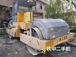 陕西-咸阳市二手徐工YZC12压路机实拍照片