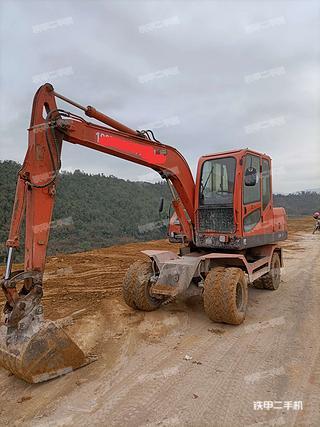 新源XYB75W-9挖掘機實拍圖片