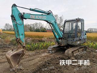 南京神鋼SK60-C挖掘機實拍圖片