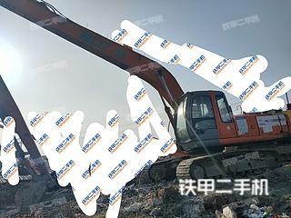 天津日立ZX230挖掘機實拍圖片