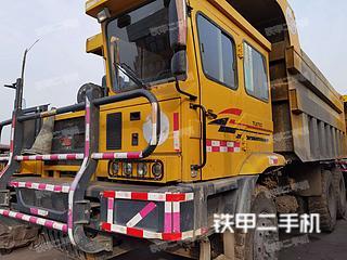 北京同力TL875非公路自卸車實拍圖片