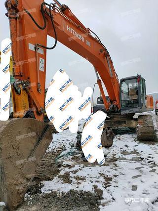 天津日立ZX330—3挖掘機實拍圖片