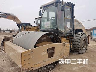 甘肃-兰州市二手厦工XG618H压路机实拍照片
